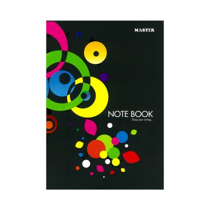 Master A4 Note Book (80pgs)