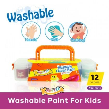 KRAFTEE Washable Classic Paint