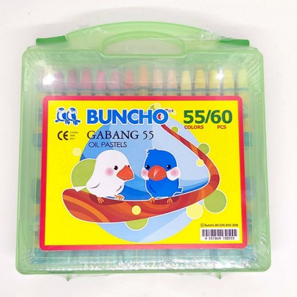 BUNCHO GABANG OIL PASTEL 55/60